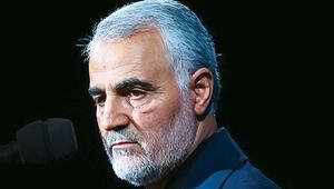İranlı general hükümet pazarlığı için Bağdat'ta