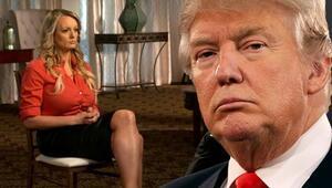 Trump, porno yıldızına para ödendiğini resmen kabul etti
