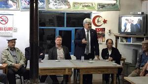 İYİ Parti aday adayı Ergun, kırsalda
