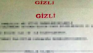 TSKnın gizli belgeleri aramada ortaya çıktı FETÖ davasında flaş gelişme