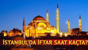 İstanbulda iftar saat kaçta İşte İstanbul iftar vakti ve Ramazan imsakiyesi