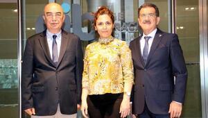 Türkiye Kuru Meyve Sektör Kurulu Başkanlığına Osman Öz seçildi