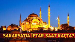 Sakaryada iftar saat kaçta açılacak Sakarya 2018 Ramazan imsakiyesi