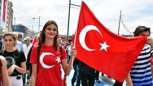 İzmirde 19 Mayıs programı
