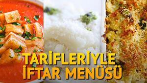 Tarifleriyle iftar menüsü: İftar sofralarına uygun yemekler ve tarifleri