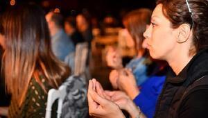 Beylikdüzü'nde Ramazan dualarla başladı