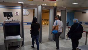 Ankaralılar soruyor: Metrodaki x-ray'ler ne olacak