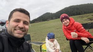 40 günlük çocukla çadırda nasıl kalınır
