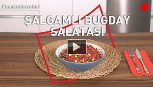 Şalgamlı Buğday Salatası
