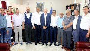 DİSKli Kani Bekoya Türkiş desteği