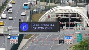 İstanbul'da bazı yollar trafiğe kapatıldı…