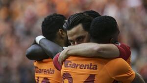 Galatasarayda 18 futbolcunun ilk şampiyonluk heyecanı