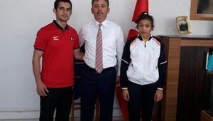 Osmaniyeli judoculardan Türkiye derecesi