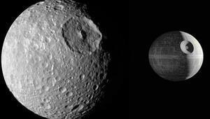 Yanıbaşımızdaki dünya: Mimas