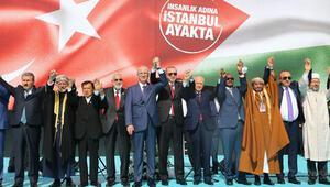 Dünyaya Kudüs mesajı... Erdoğan İslam ülkelerine böyle seslendi