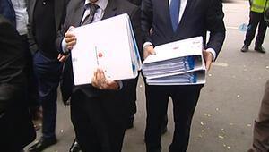 MHP milletvekili aday listeleri YSKya teslim edildi