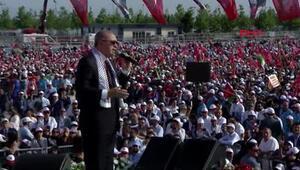Cumhurbaşkanı Erdoğan İslam ülkelerine böyle seslendi