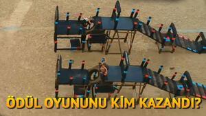 Survivorda ödül oyununu kim kazandı Oyun alanında büyük tartışma