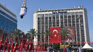 İzmirde 19 Mayıs coşkusu