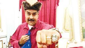 Maduro ne giyse beğenirsiniz