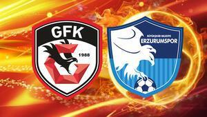 Gazişehir Gaziantep Erzurumspor maçı bu akşam saat kaçta hangi kanalda canlı olarak yayınlanacak