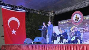 Seydişehirde Ramazan akşamları konserleri sürüyor