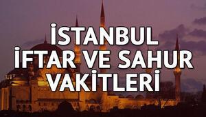 İstanbulda iftar saat kaçta - İstanbul sahur ve iftar saatleri