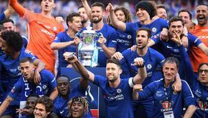İngiltere Federasyon Kupası Chelseanin