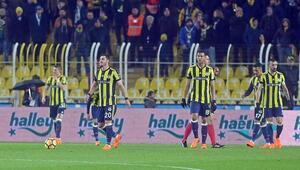Fenerbahçe kupaya hasret 4 sezon oldu...