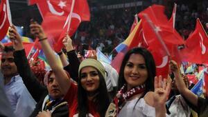 Erdoğan, Saraybosnada konuştu: Bölmekte kalmıyorlar, birbirimize düşürüyorlar