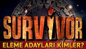 Survivor dünkü son bölümde dokunulmazlığı kim kazandı İşte, eleme adaylarının tümü