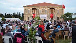 Gelibolu Mevlevihanesi'nde 3 bin kişilik iftar