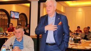 Bursaspor Başkanı Ali Ay: Batalla fahri elçimiz olacak