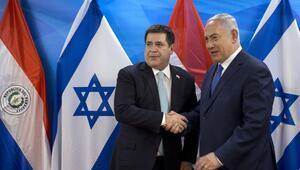 Filistin, büyükelçiliğini Kudüse taşıyan Paraguayı kınadı