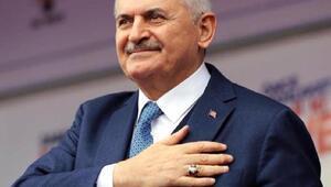 Başbakan Yıldırım, İzmirden aday