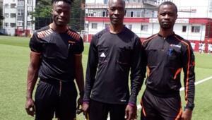 Kameni, İstanbuldaki Afrika Kupasına sponsor oldu