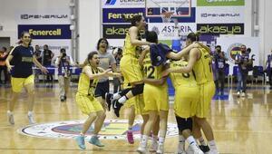 KBSLde şampiyon Fenerbahçe (EK FOTOĞRAFLAR)