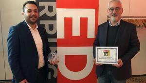 Moka, iki bin başvurucu firma arasında ödüle değer görüldü