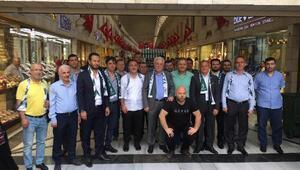 Bursaspor Başkanı Ali Ay: Neden devam etmek istediğimizi herkes görecek
