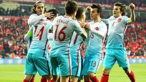 İstanbulda milli hasret bitiyor 2.5 yıl sonra...
