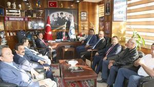 CHP Zonguldak Milletvekili ve adayı Demirtaştan GMİSe ziyaret
