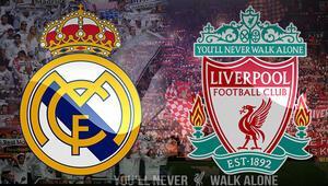 Real Madrid Liverpool maçı ne zaman saat kaçta hangi kanalda Şampiyonlar Liginde final heyecanı