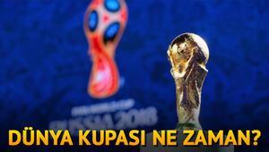 Dünya Kupası ne zaman hangi kanalda Kadrolar açıklanıyor