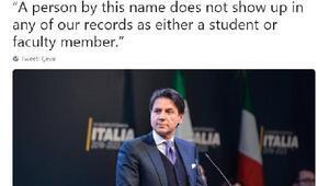 İtalya'da başbakan adayının öz geçmişindeki 'doğru olmayan' bilgiler infial yarattı