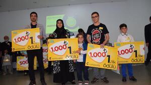 Kaybedeni olmayan yarışmanın ödül töreni yapıldı