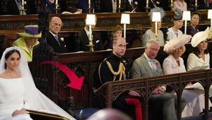 Herkes koltuğun Prenses Diana için boş bırakıldığını düşündü... Gerçek şimdi ortaya çıktı