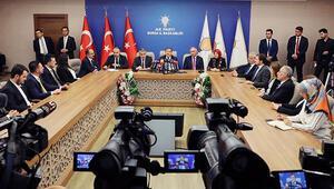 Bursada Ak Parti milletvekili adaylarını tanıttı