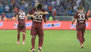 Trabzonspor'da sezonun gizli golcüsü Rodallega