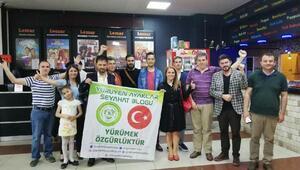 'Eğreti Gelin Ladik' Çerkezköy'de izleyiciyle buluştu