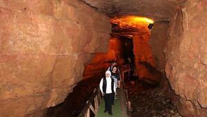 Dünyanın en uzun ikinci mağarasında düzenleme çalışması